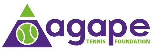 Agape Tennis Foundation logo